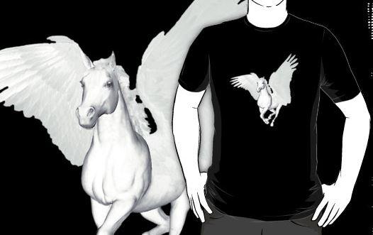 Pegasus Tee