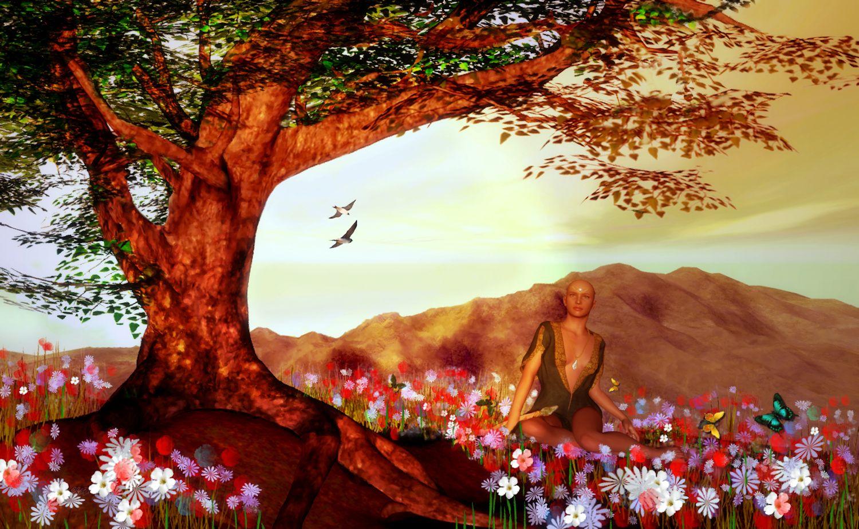 The high priestess' by valzart