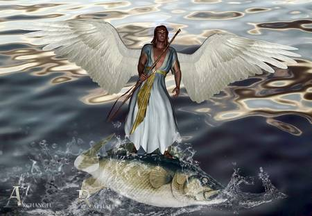 I am the Archangel Raphael My name means
