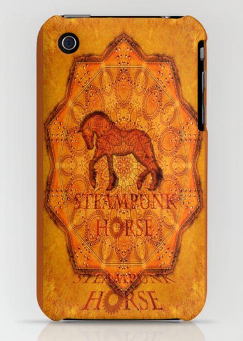 Steampunk horse (3/4)