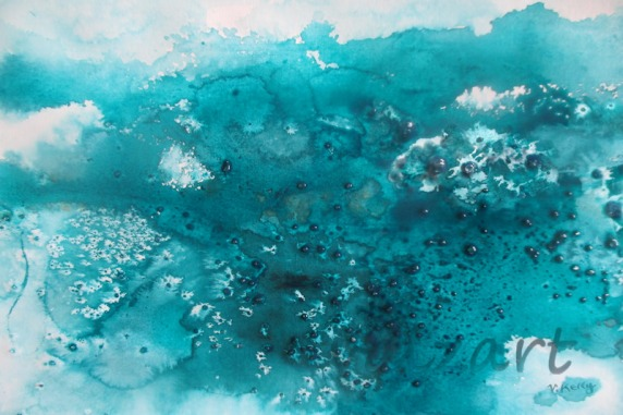 Underwater study 4