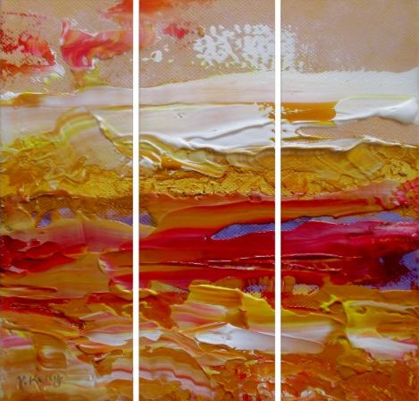 Red ochre by V.Kelly